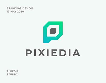 Pixiedia: Logotype & Branding