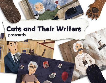 Cats and Their Writers