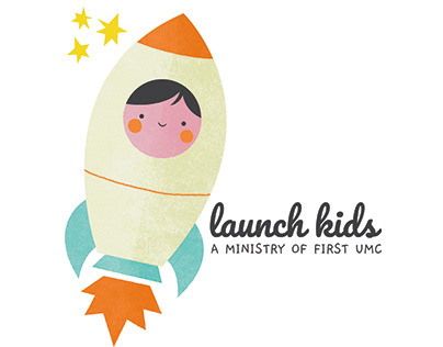 Children's Ministry Logo Design
