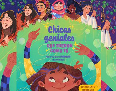 Children Book/Chicas Geniales cómo tú