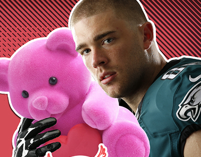 Eagles Valentine's Cards