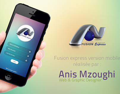 Fusion Express Mobile App