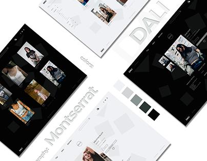 DALI - Online store