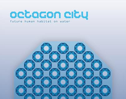 Octagon City - Identity & Magazine
