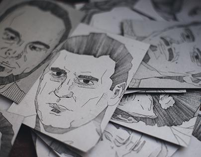 Portraits / Brodacze