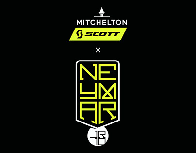 Neymar JR x Mitchelton SCOTT | Uma bici muito especial