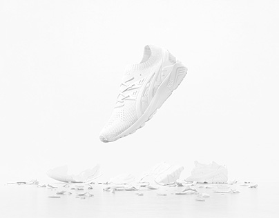 ASICS / Rebirth of an Icon Campaign