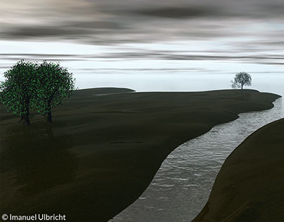 Rivers through the land