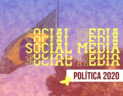 Social Media - Campanha Política 2020
