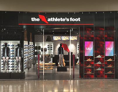 The Athlete's Foot Store Moscow