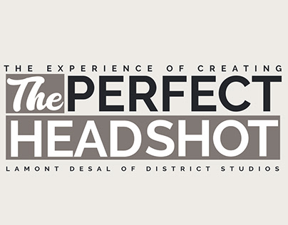 Headshot Portfolio