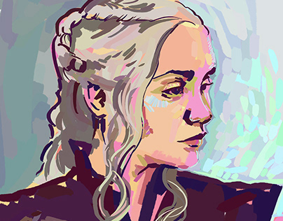 Game of Thrones tribute sketches
