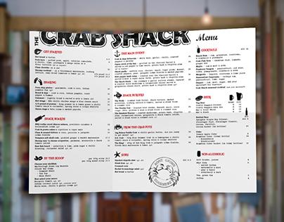 Crab Shack Menu