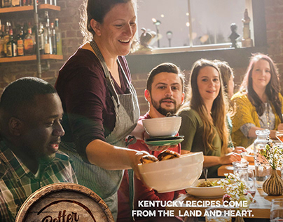 Kentucky Department of Tourism 2018 Campaign