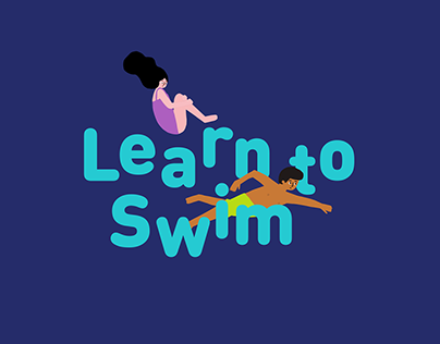 Learn to Swim – Identity Campaign