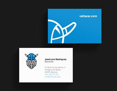 Celtacar. Rebranding