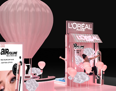 L'OREAL air Volume Activation
