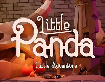 Windows Game Little Panda Little Adventure