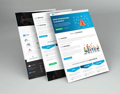 Cloud Ways Website Design