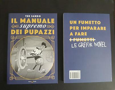 """""""Il Manuale Supremo dei Pupazzi"""" edito Beccogiallo"""