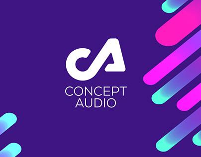 Concept Audio - Branding Design