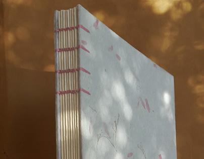 PhotoAlbum: Copic spitch binding technique