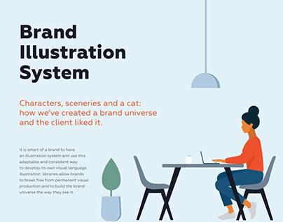 Brand Illustration System