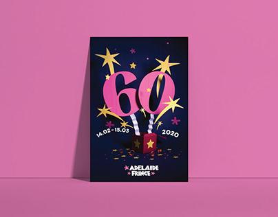 Adelaide Fringe Poster Entry 2019