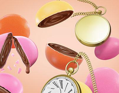 3D Chocolate • Miiro - UK