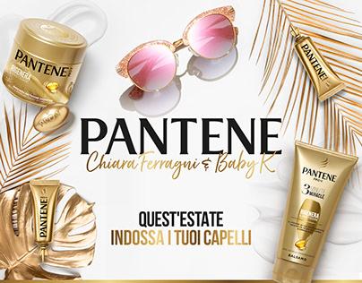 •Pantene - Summer Estate Campaign 2020