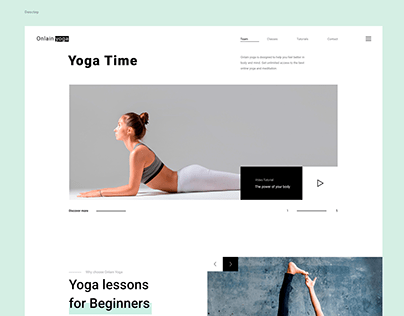 Onlain Yoga