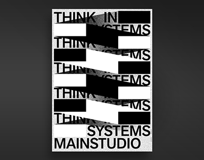 THINK IN SYSTEMS Posterslam #3