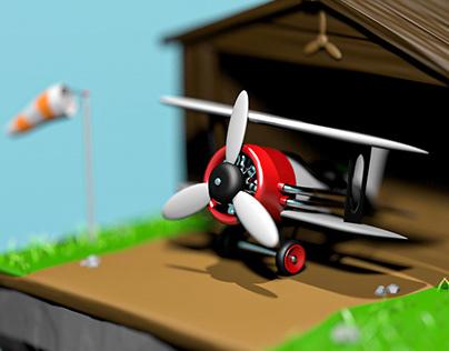 The Old Hangar - Soft Model Practice