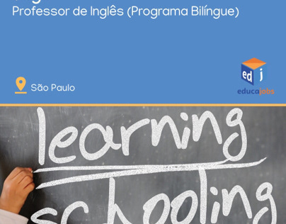 Professor Bilíngue Ensino Fundamental