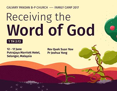Calvary Pandan B-P Church Family Camp 2017