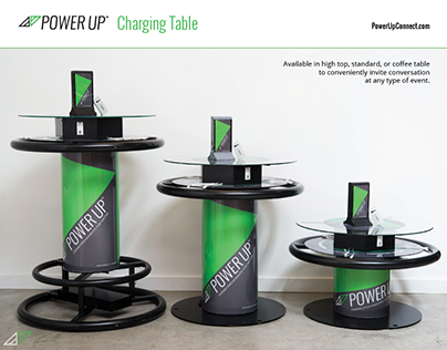 PowerUp Charging Table Product Book