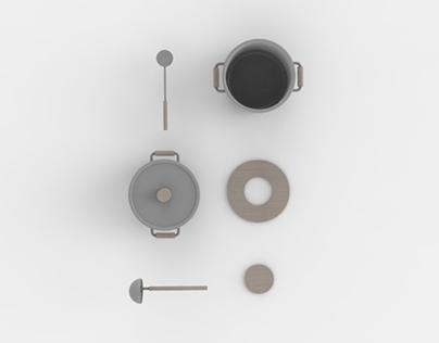 Circle_01 - Kitchenware