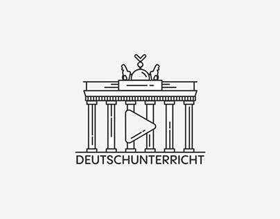 Logo — Online language school «Deutschunterricht»