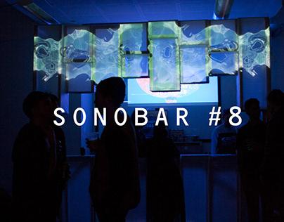 Bar design Sonic Event #8