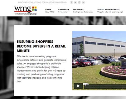 Windsor Marketing Group Web Site