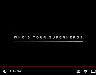 "DLIR: ""Who's Your Superhero?"""