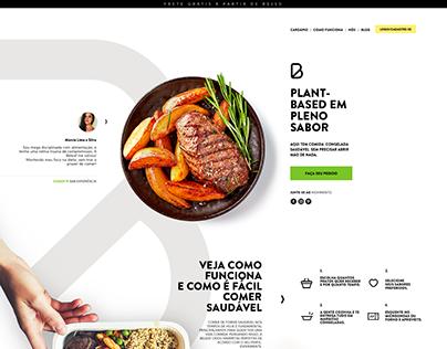 Belief - Startup de marmitas saudáveis