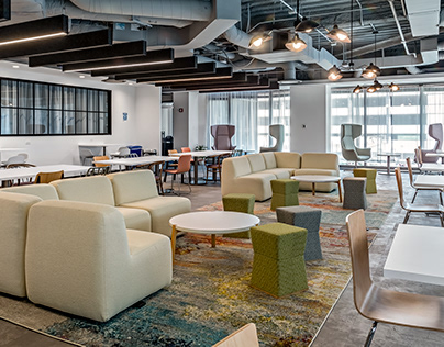 Coworking Space, Chicago, IL