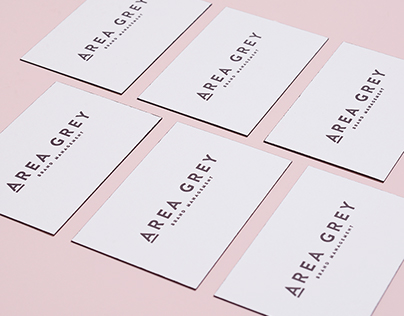 AREA GREY BRANDING AND CORPORATE STATIONERY