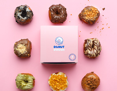 D🍩NUT DOUGH!