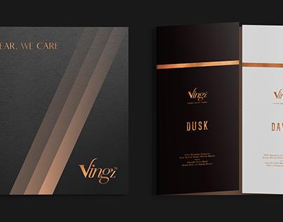 VINGZ COMPANY PROFILE & PRODUCT BROCHURE