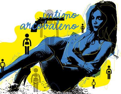 Illustrazione Lusso Style / Marzo 2015