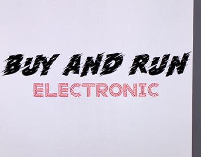 Buy & run logo