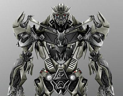 Transformers - Swindle
