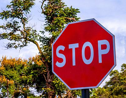 STOP Signpost